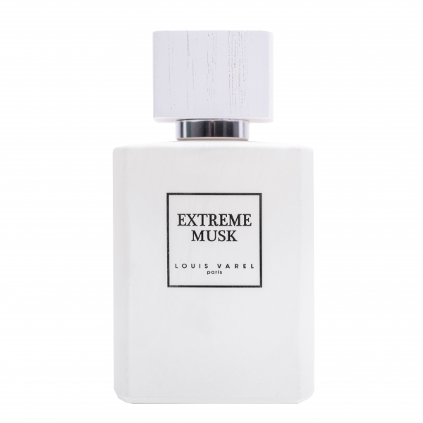 Louis Varel Extreme Musk, apa de parfum 100 ml, unisex 0