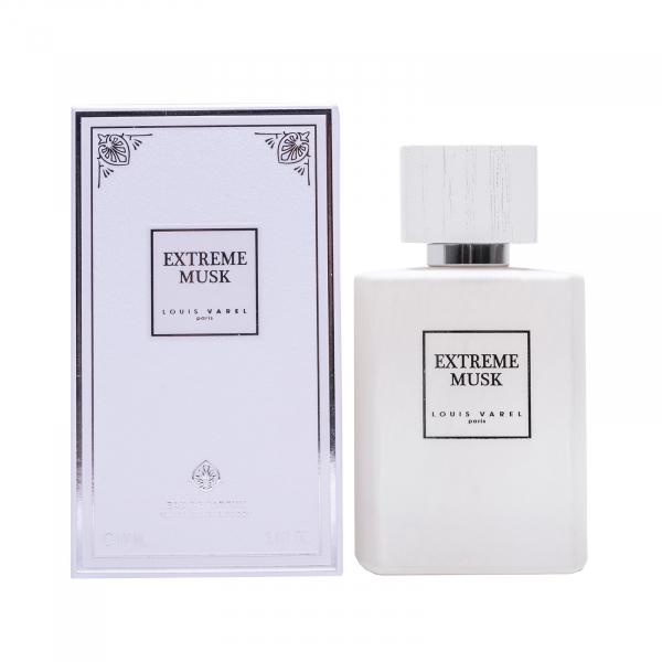 Louis Varel Extreme Musk, apa de parfum 100 ml, unisex 7
