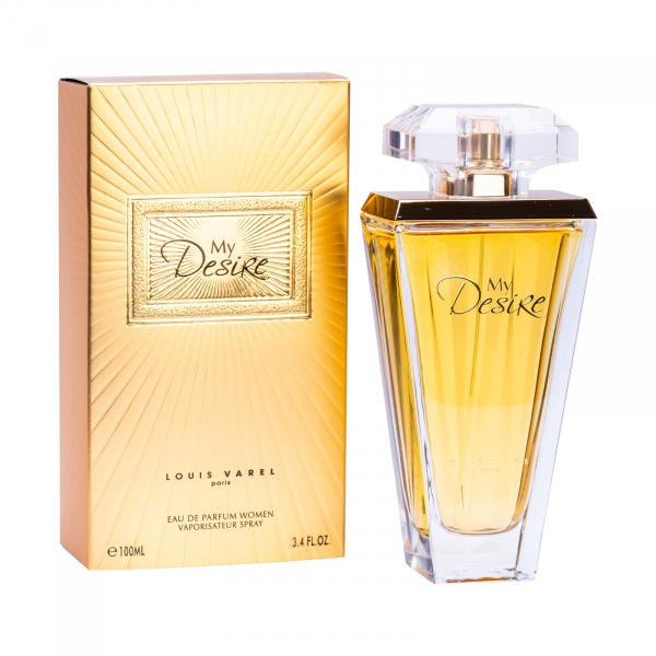 Louis Varel My Desire, apa de parfum 100 ml, femei 2