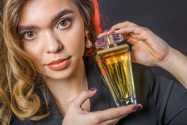 Louis Varel My Desire, apa de parfum 100 ml, femei 3