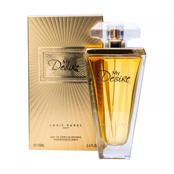 Louis Varel My Desire, apa de parfum 100 ml, femei 1