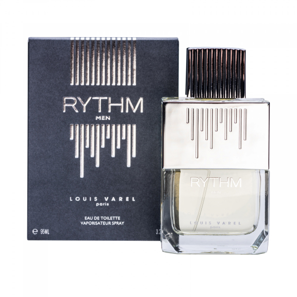 Louis Varel Rythm, apa de toaleta 95 ml, barbati 1
