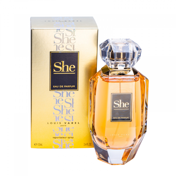 Louis Varel She, apa de parfum 100 ml, femei 8