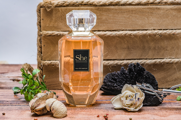 Louis Varel She, apa de parfum 100 ml, femei 7