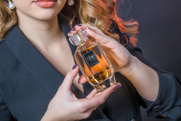 Louis Varel She, apa de parfum 100 ml, femei 4