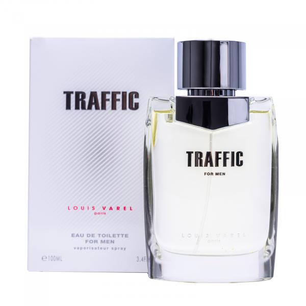 Louis Varel Traffic, apa de toaleta 100 ml, barbati 5