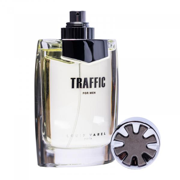 Louis Varel Traffic, apa de toaleta 100 ml, barbati 7