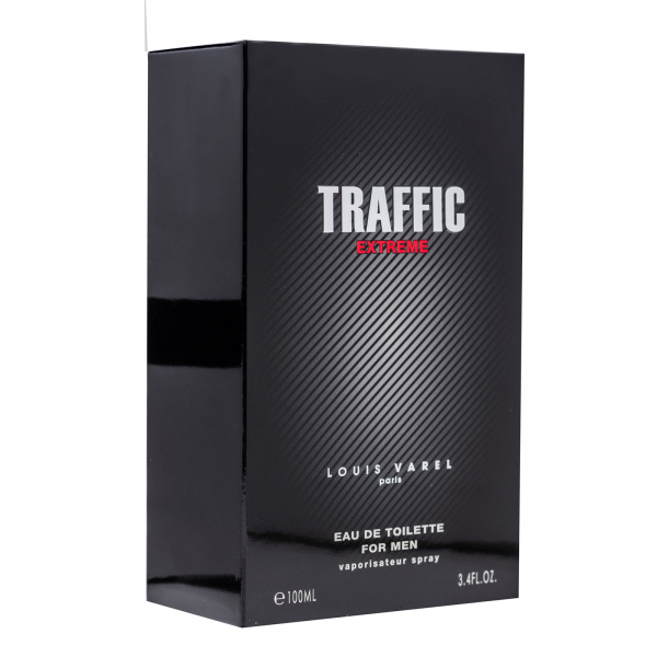 Louis Varel Traffic Extreme, apa de toaleta 100 ml, barbati 8