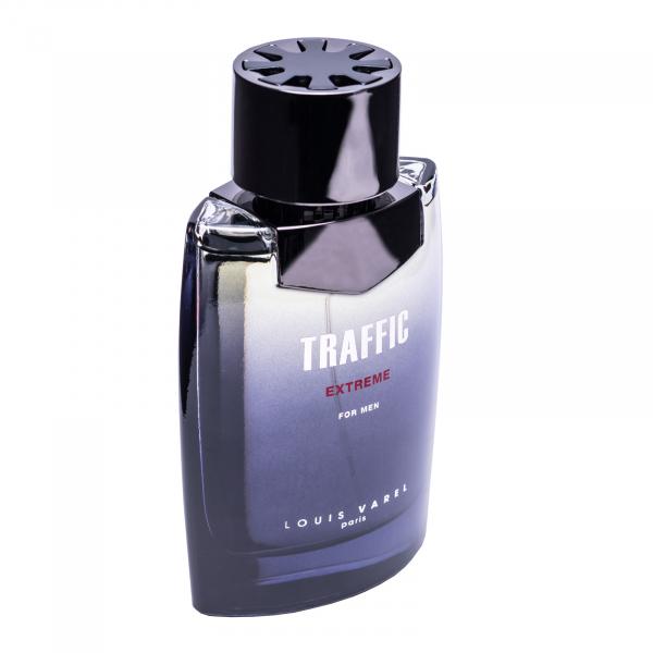 Louis Varel Traffic Extreme, apa de toaleta 100 ml, barbati 7