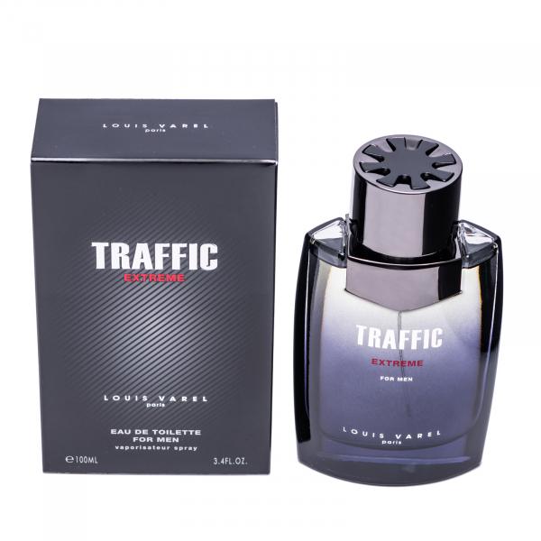 Louis Varel Traffic Extreme, apa de toaleta 100 ml, barbati 6