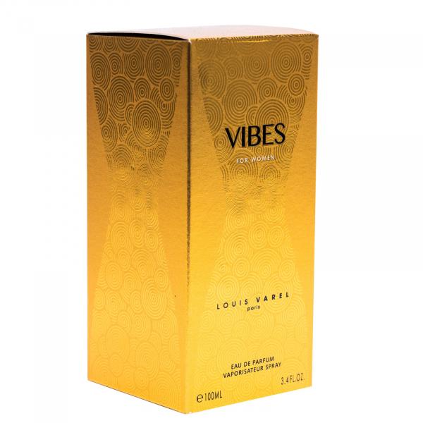 Louis Varel Vibes, apa de parfum 100 ml, femei 7