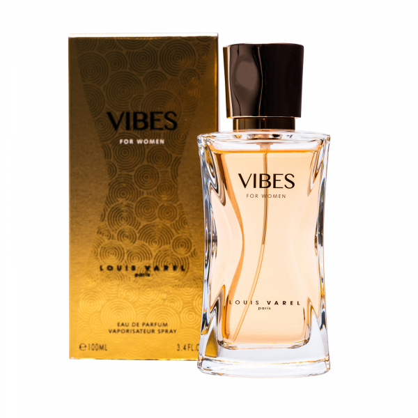 Louis Varel Vibes, apa de parfum 100 ml, femei 1