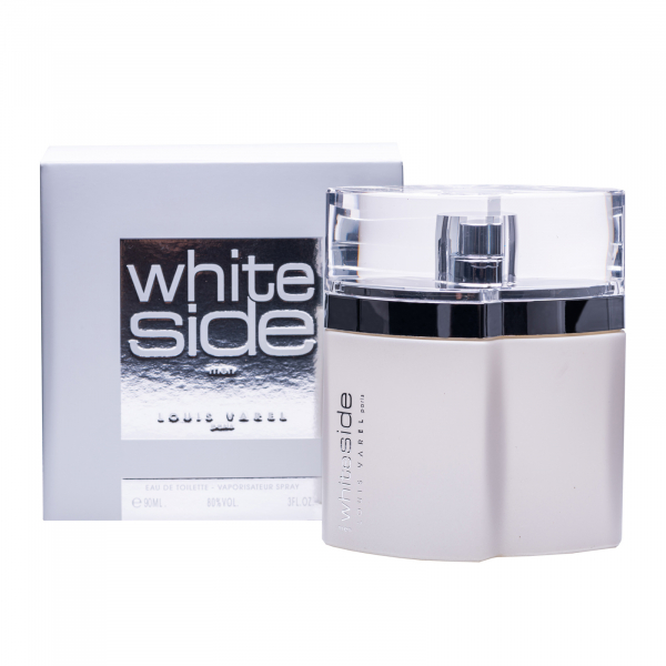 Louis Varel White Side, apa de toaleta 90 ml, barbati 1
