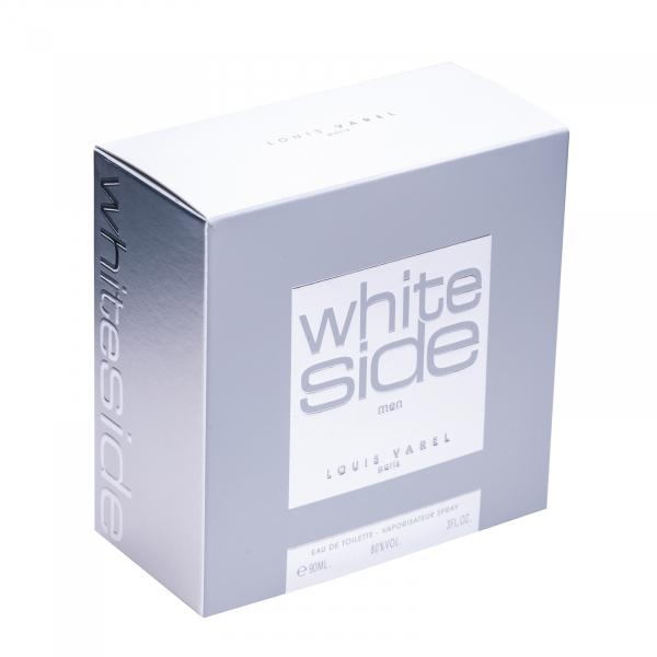 Louis Varel White Side, apa de toaleta 90 ml, barbati 6
