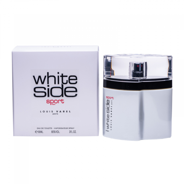 Louis Varel White Side Sport, apa de toaleta 90 ml, barbati 2