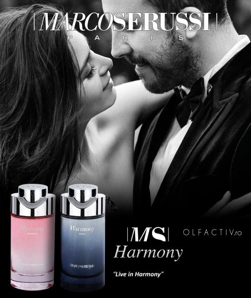 Marco Serussi Harmony, apa de parfum 100 ml, femei 3