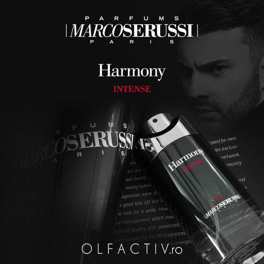 Marco Serussi Harmony Intense, apa de parfum 100 ml, barbati 2