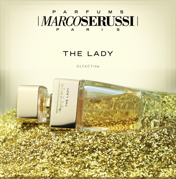 Marco Serussi The Lady, apa de parfum 90 ml, femei 3