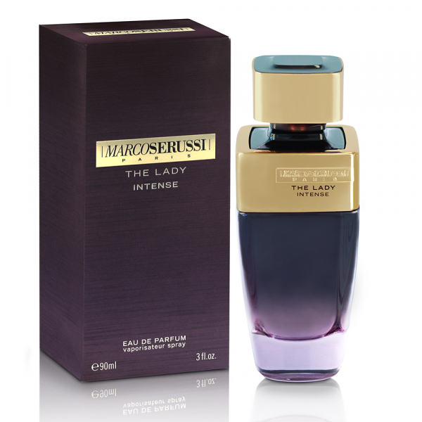 Marco Serussi The Lady Intense, apa de parfum 90 ml, femei 1