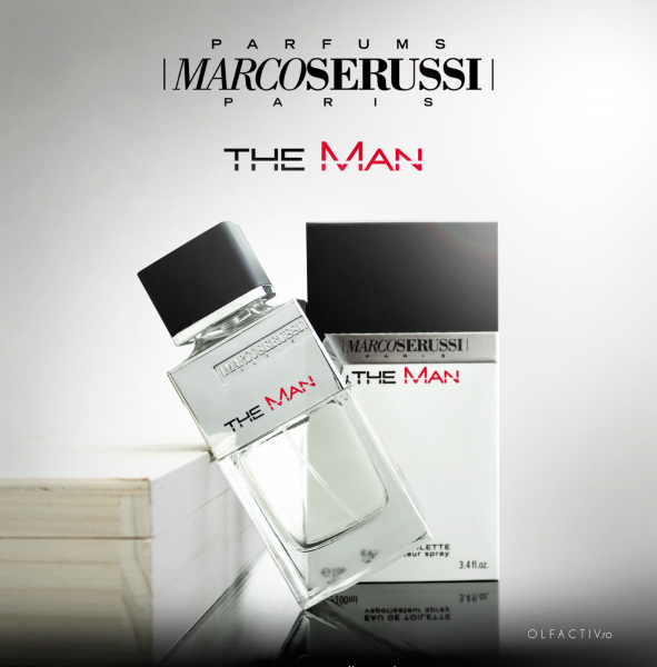 Marco Serussi The Man, apa de toaleta 100 ml, barbati 8