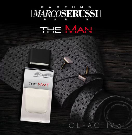 Marco Serussi The Man, apa de toaleta 100 ml, barbati 2