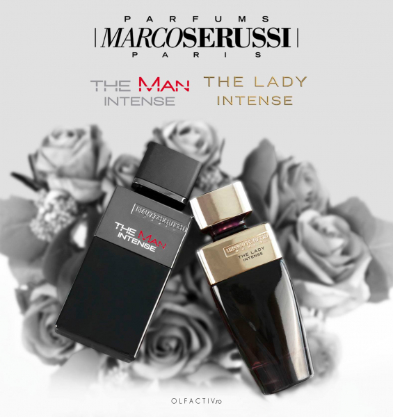 Marco Serussi The Man Intense, apa de toaleta 100 ml, barbati 4