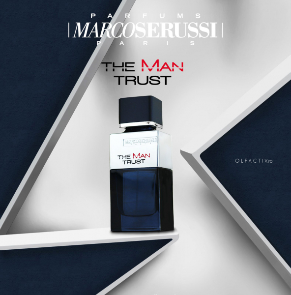 Marco Serussi The Man Trust, apa de toaleta 100 ml, barbati 3
