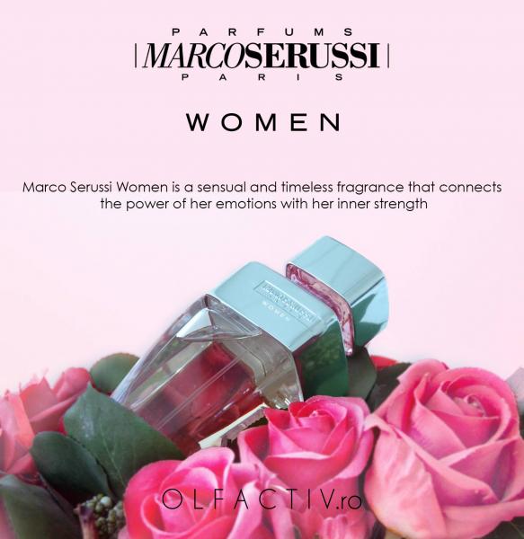 Marco Serussi Women, apa de parfum 90 ml, femei [3]