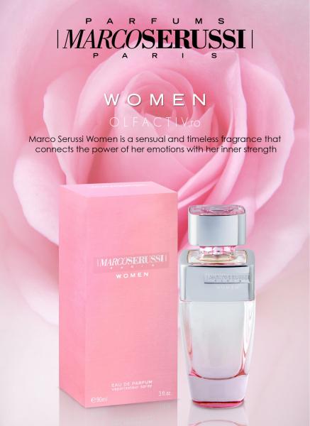 Marco Serussi Women, apa de parfum 90 ml, femei [4]