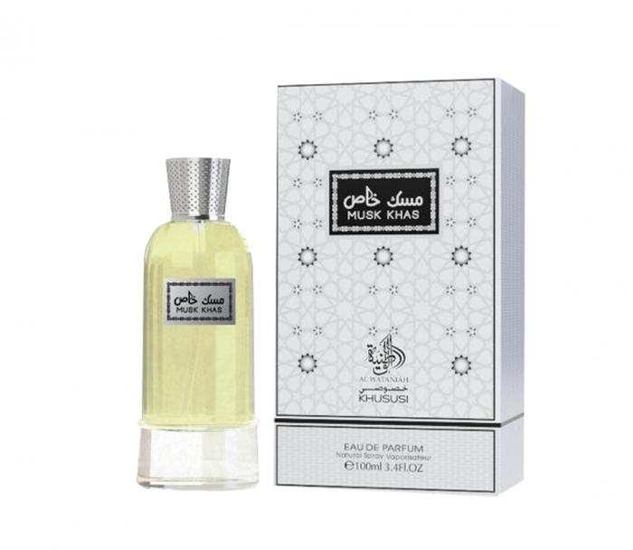 Parfum arabesc Musk Khas, apa de parfum 100 ml, femei [1]