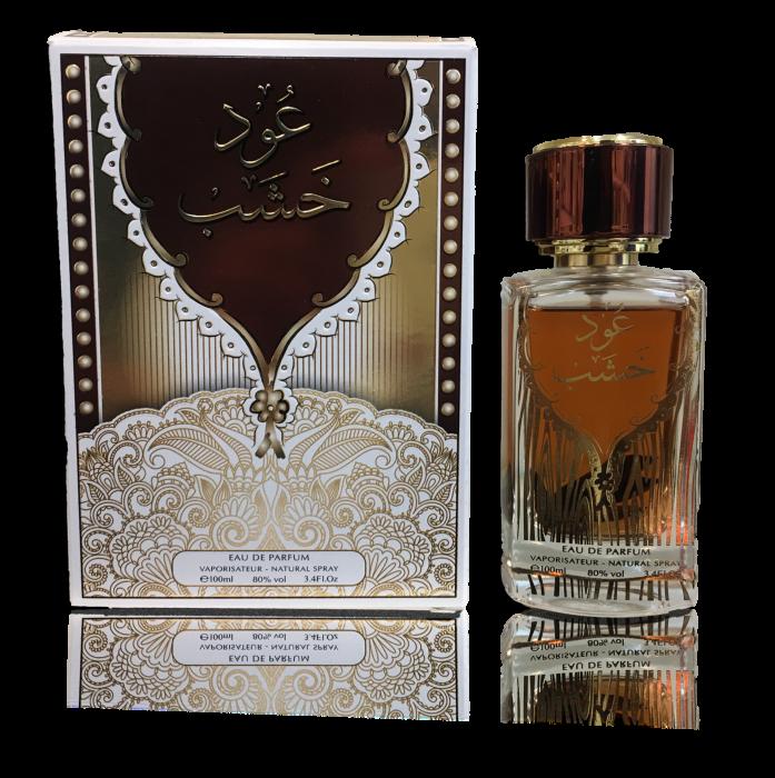 Parfum arabesc Oud Khashab, apa de parfum 100 ml, barbati [0]