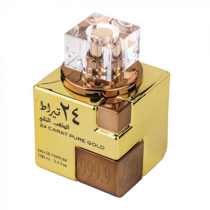 Parfum arabesc 24 Carat Pure Gold, apa de parfum 100 ml, unisex [2]
