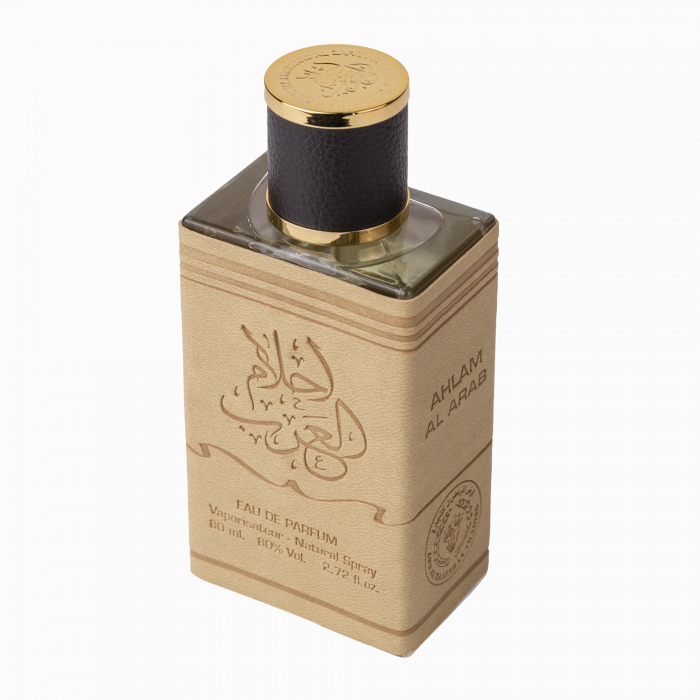 Parfum arabesc Ahlam Al Arab cu deodorant, apa de parfum 80 ml, barbati [3]