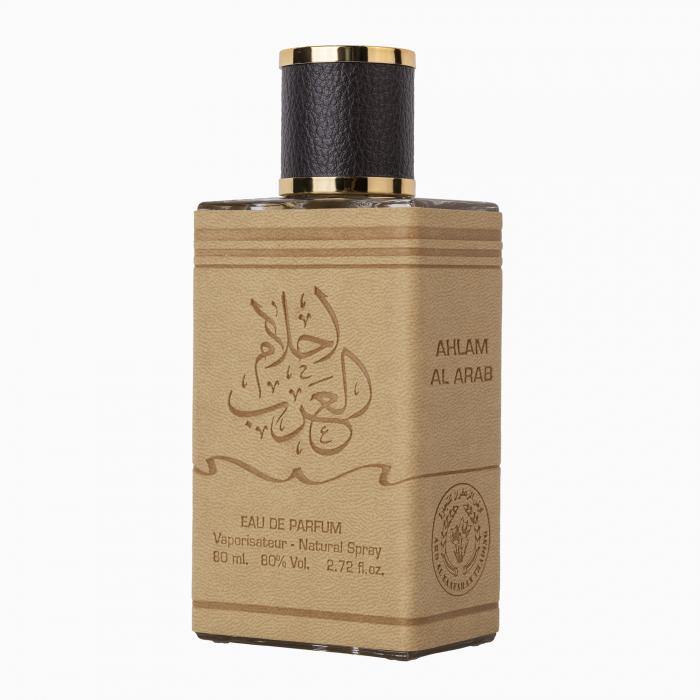 Parfum arabesc Ahlam Al Arab cu deodorant, apa de parfum 80 ml, barbati [2]