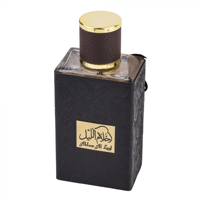 Parfum arabesc Ahlam Al Layl, apa de parfum 100 ml, unisex [1]