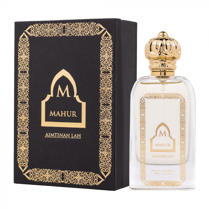 Parfum arabesc Aimtinan Lah, apa de parfum 100 ml, barbati [0]
