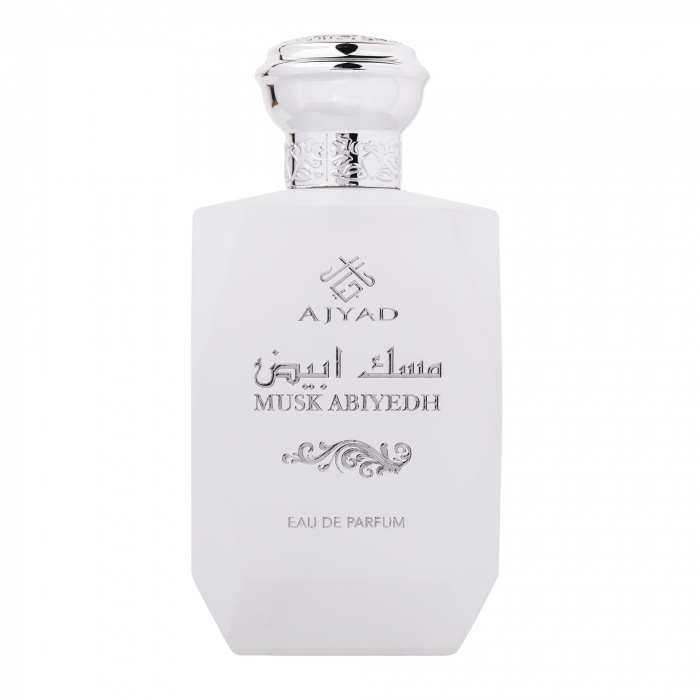 Parfum arabesc Ajyad Musk Abiyedh, apa de parfum 100 ml, barbati [0]