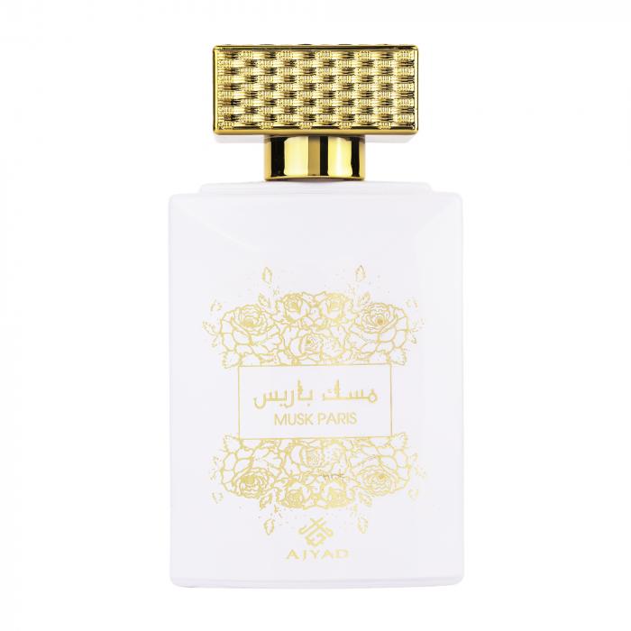Parfum arabesc Ajyad Musk Paris, apa de parfum 100 ml, femei [0]