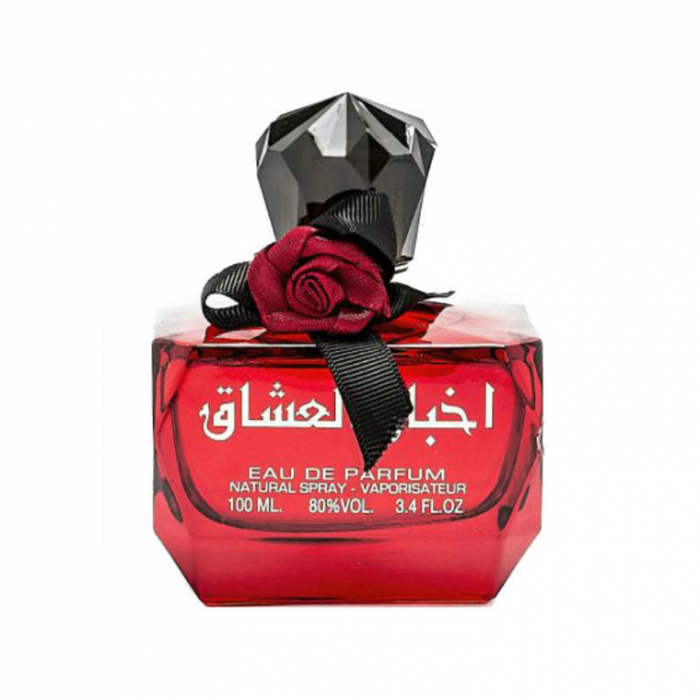 Parfum arabesc Akhbar Al Ushaq, apa de parfum 100 ml, femei 0