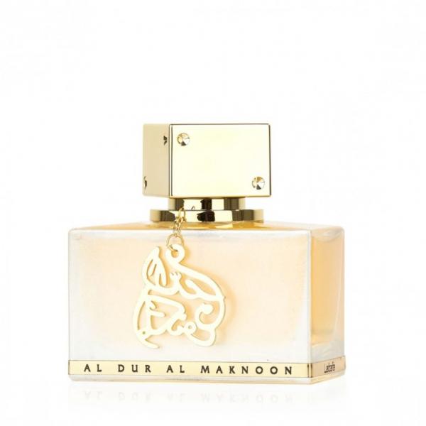Parfum arabesc Al Dur Al Maknoon gold, apa de parfum 100 ml, unisex 0