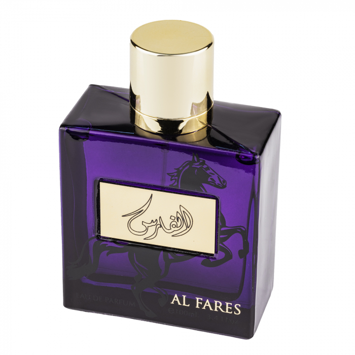 Parfum arabesc Al Fares, apa de parfum 100 ml, barbati [1]