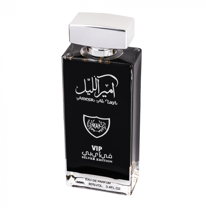 Parfum arabesc Ameer Al Layl Silver, apa de parfum 100 ml, femei [1]