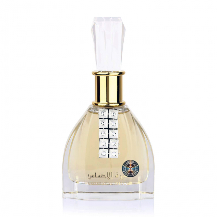 Parfum arabesc Ameerat Al Ehsaas, apa de parfum 100 ml, femei [5]