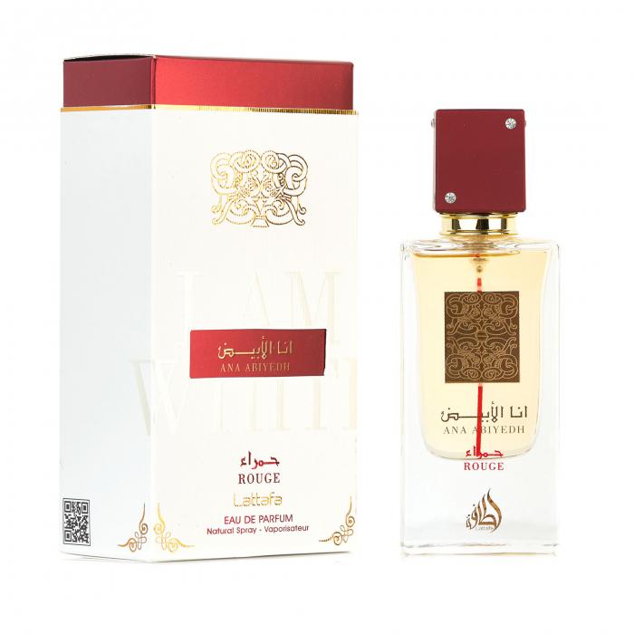 Parfum arabesc Ana Abiyedh Rouge, apa de parfum 60 ml, femei [1]