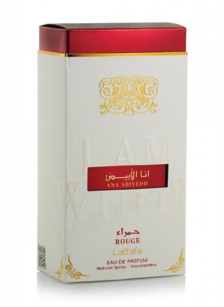 Parfum arabesc Ana Abiyedh Rouge, apa de parfum 60 ml, femei 2