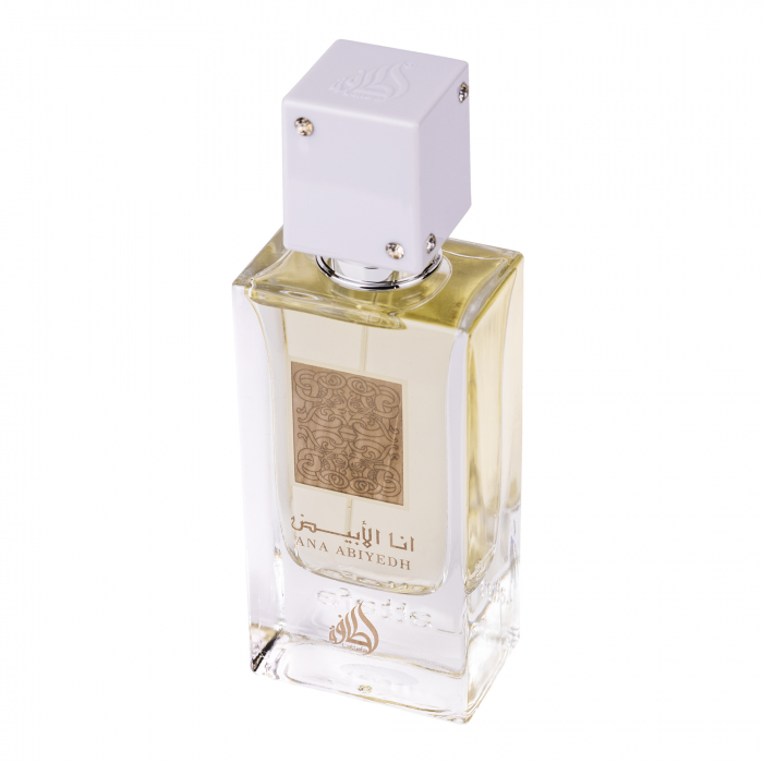 Parfum arabesc Ana Abiyedh White, apa de parfum 60 ml, femei [4]