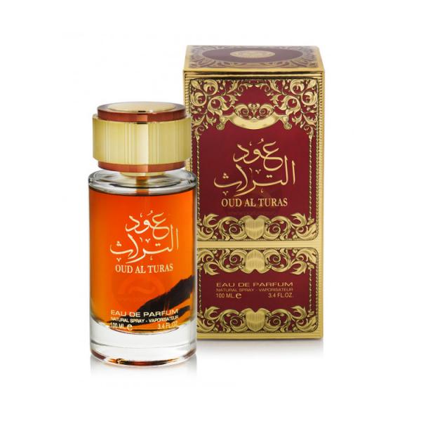 Parfum arabesc Ard Al Zaafaran Oud Al Turas, apa de parfum 100 ml, unisex 1