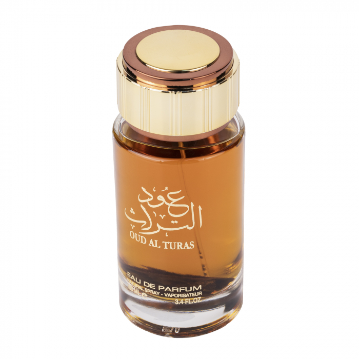 Parfum arabesc Ard Al Zaafaran Oud Al Turas, apa de parfum 100 ml, unisex [2]