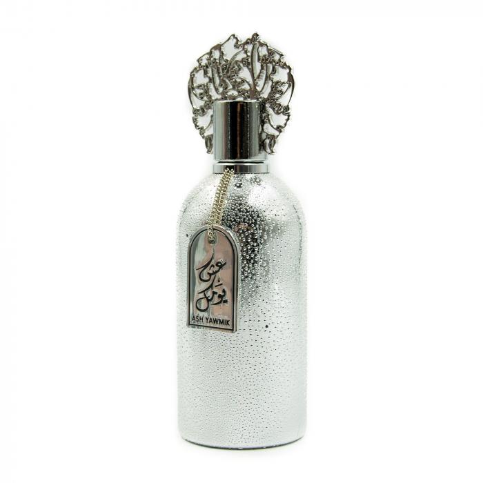 Parfum arabesc Ash Yawmik Silver, apa de parfum 100 ml, barbati 0
