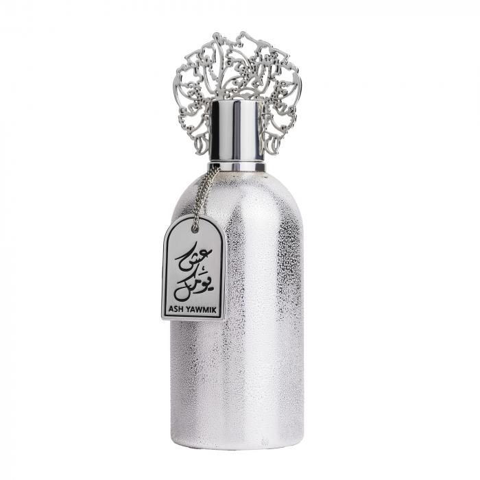 Parfum arabesc Ash Yawmik Silver, apa de parfum 100 ml, barbati [0]
